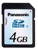 carte SD 4 Gb