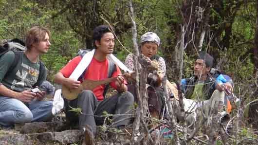 musique Népal