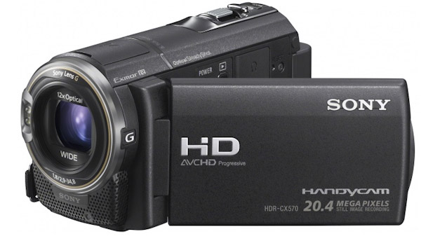 Sony HDR-CX570