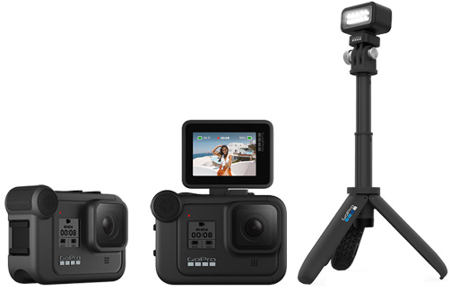 modules gopro hero8 Black