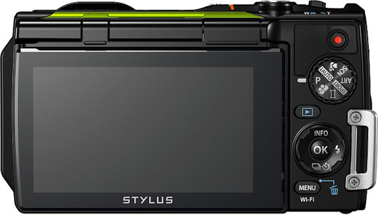 Olympus tough TG870