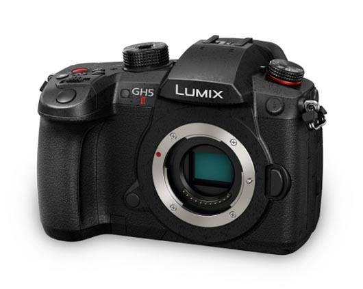 Lumix DC-GH5 II