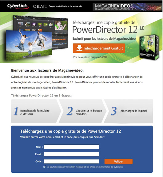 powerdierctor 12