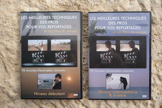 Screenshot for Techniques des pros pour vos reportages et vos films de voyage (Niveau Débutant)