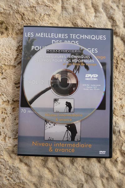 DVD reportage