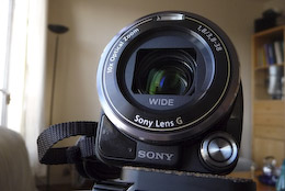 Sony HDR-CX550VE / HDR-XR550VE