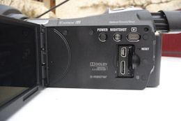Test Sony HDR-CX700VE