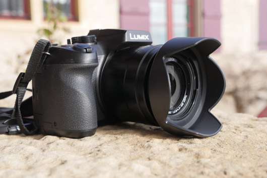 Lumix FZ300 - 16 fichiers natifs