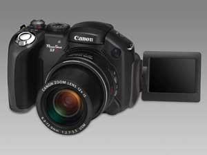 Canon S3is