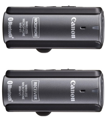 Canon Bluetooth