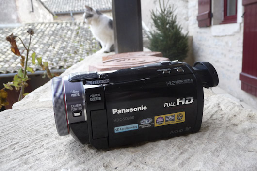 Test Panasonic HDC-SD900 / HDC-TM900 / HDC-HS900