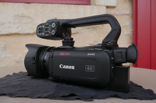 Canon XA40 / Canon HF G50