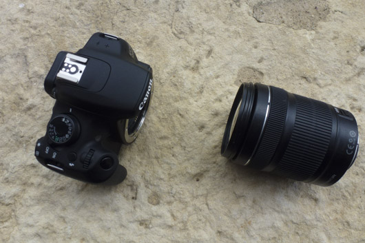 Canon Eos 1200D - Test - MAGAZINEVIDEO COM