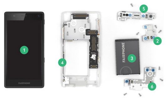 Test Fairphone 2 - Test