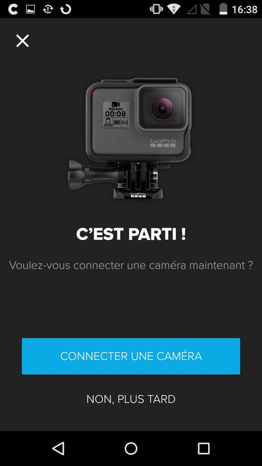 gopro hero5 application Capture