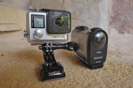 GoPro hero 4 Black FDR_X1000V