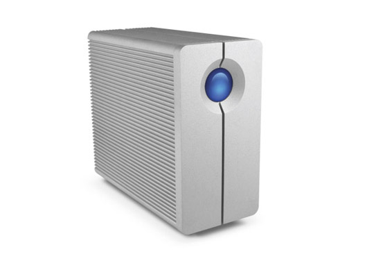Lacie thunderbolt 2big