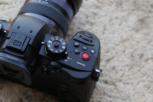 bouton GH5s