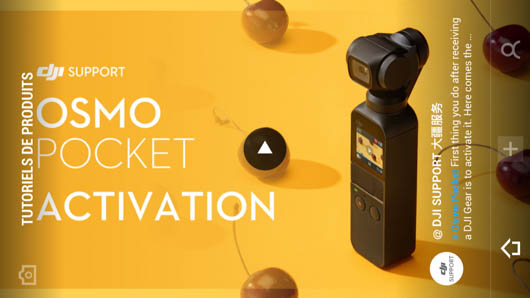 osmo pocket mimo