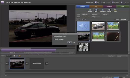 Premiere Elements 8 - Test - et Photoshop Elements 8 ...