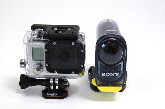 GoPro contre ActionCam