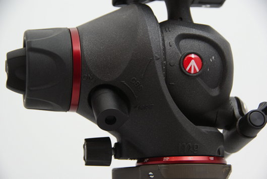trépied Manfrotto