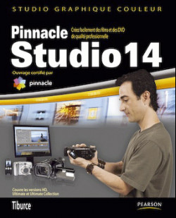 Livre Pinnacle Studio 14
