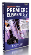 Apprendre Adobe Premiere Elements 9 (DVD-Rom)