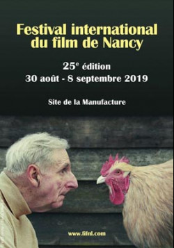 FESTIVAL INTERNATIONAL DU FILM DE NANCY - 24e édition