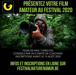 Festival International Nature Namur - 26e édition