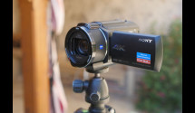 Test du camescope grand-public Sony FDR-AX43