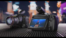 Blackmagic Pocket 6K Pro : écran inclinable, filtres, viseur et 2 XLR