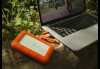 Portable LaCie Rugged, en Thunderbolt et USB3