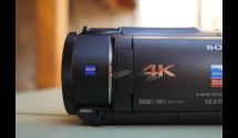 Sony FDR-AX53, 1er test exclusif