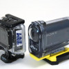Sony ActionCam contre GoPro Hero 3 Black
